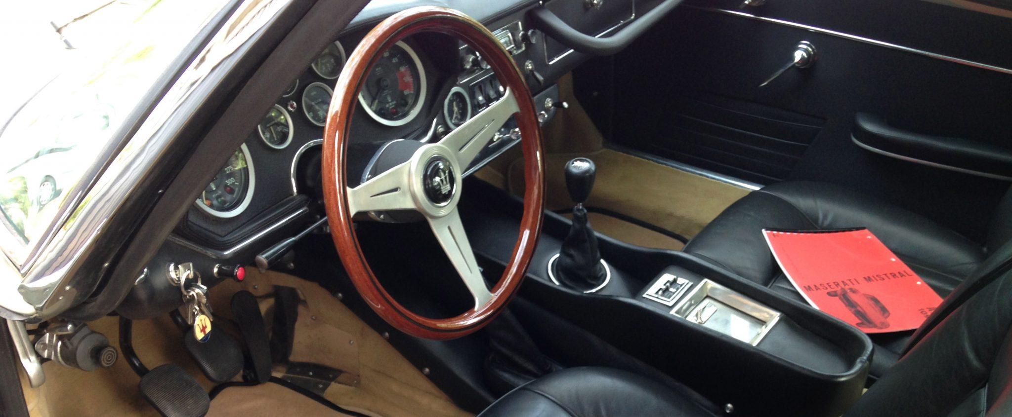 MASERATI MISTRAL 3700 - 1966   Garage Concept Store